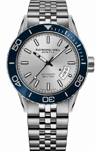 RAYMOND WEIL Freelancer Diver Automatic Gents Watch 2760-ST4-65001